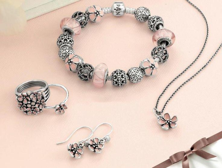 Pandora Cherry Blossom Collection