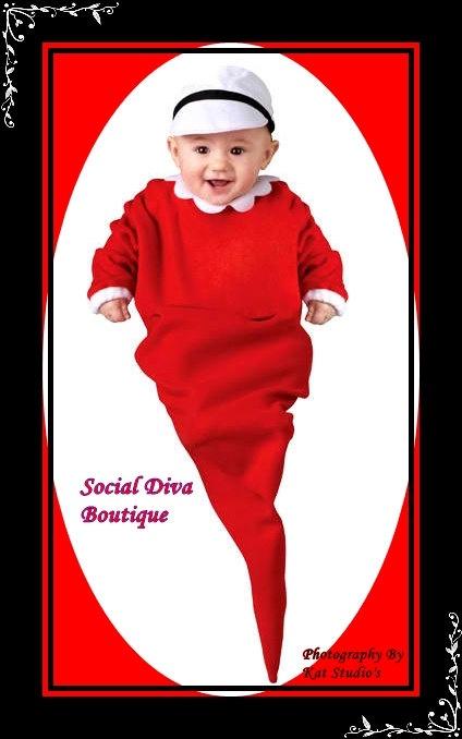 Costume di Carnevale per neonato: Pisellino!  http://www.mammarketing.it