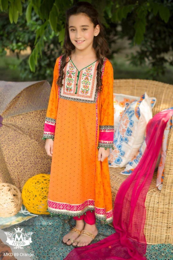 Kids Fancy dresses 2016 in Pakistan- formal | Style.Pk