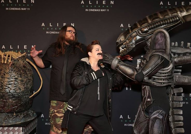A round-up of the past week's movie, entertainment and lifestyle news featuring Alien Covenant, T2 3D, All Eyez On Me, Pecking Order and more | onetakekate.com