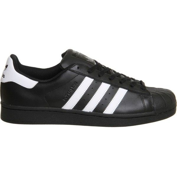 Adidas Shoes Superstar Black And White