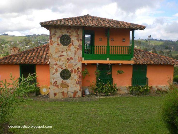 Perfil de una residencia rural