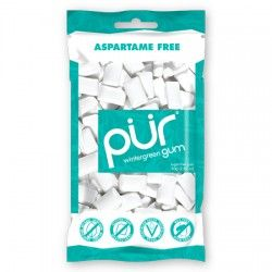 Action Candy Company - PUR Gum - Pur Gum is one of the few aspartame free, sugar free  chewing gums that have no artificial flavours or colours, is vegan, and is infused with antioxidants! It is sweetened with xylitol which is proven to be beneficial to your health, and is vegan.
