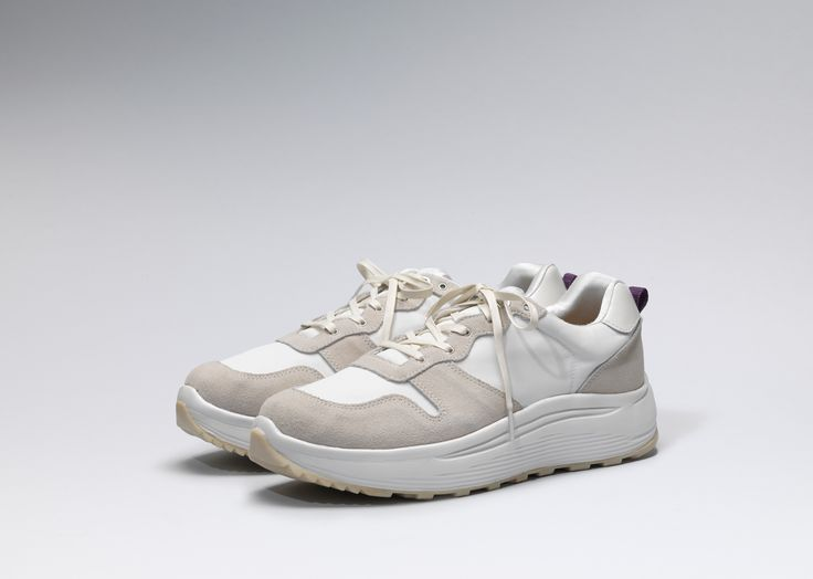 #Eytys Jet Combo in Off White.