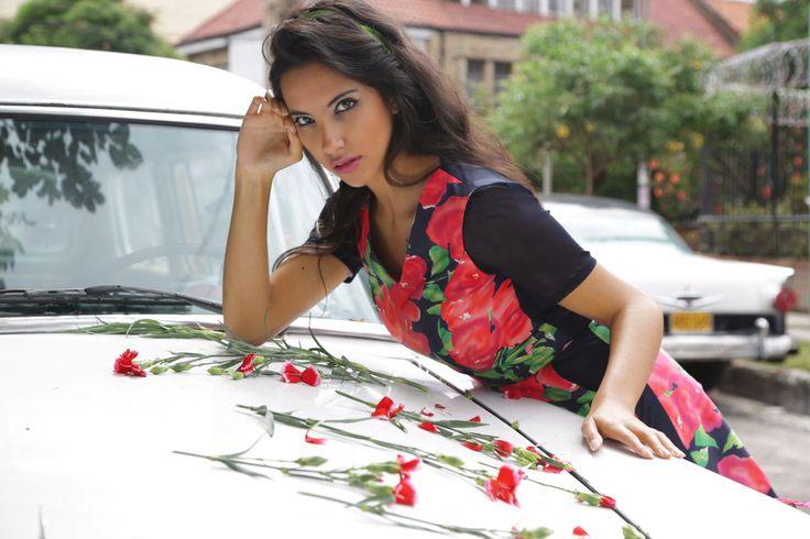 Es tiempo de una actitud fuerte y decidida de la mano de nuestra modelo Paula Andrea Vasquez.