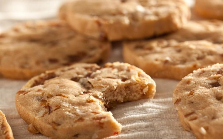 Warm spices, dates, and coconut give this cookie recipe unexpected flavor.