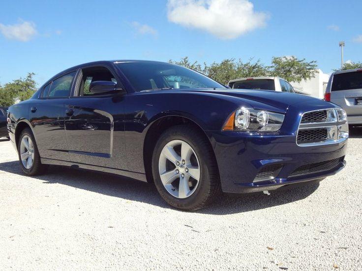 2014 Dodge Charger Se Jazz Blue Pearlcoat Dodge