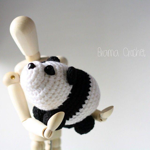 Kawaii Panda Amigurumi : 17 Best images about Amigurumi ? Panda on Pinterest Toys ...