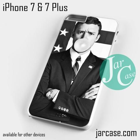 Justin Timberlake American Vintage Phone case for iPhone 7 and 7 Plus