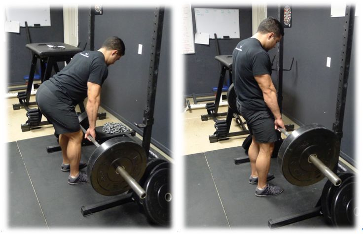 What's the Difference Between a Romanian Deadlift, American Deadlift, Stiff Legged Deadlift, and Straight Leg Deadlift? Great article and instructional video at the end.