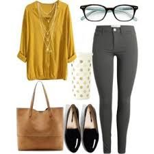 Image result for outfits for young petite teachers