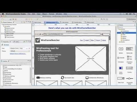 11 best WireframeSketcher images on Pinterest Miniatures, Mockup - fresh software blueprint sample