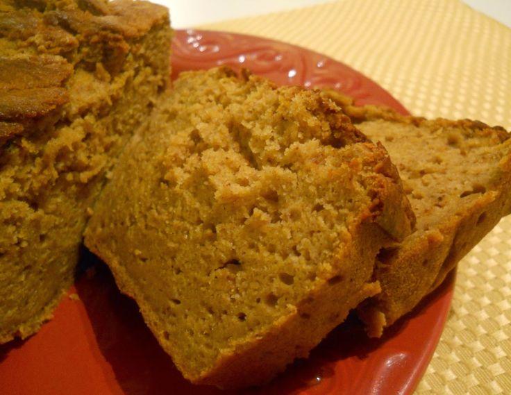 Voyage au bout de la tarte: Cake au potiron, babeurre et épices