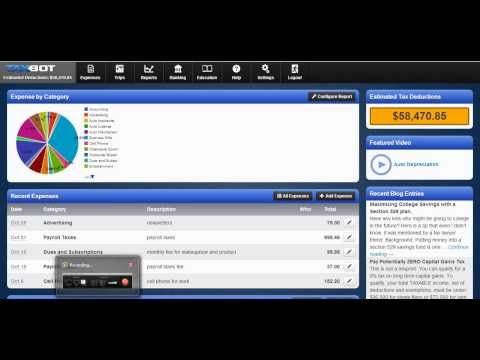 How To Use Taxbot For Any Business  -  WakeUpNow