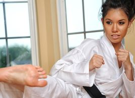 Taekwondo girls rule!!!