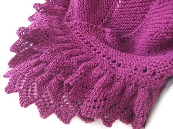 Knitting Garter Stitch Backwards : Images about knit this neck and shoulders on