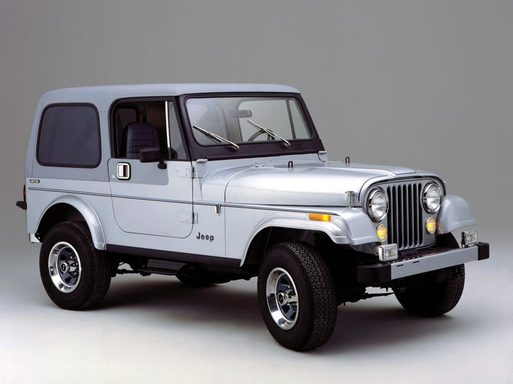 1982 Jeep CJ-7 Limited