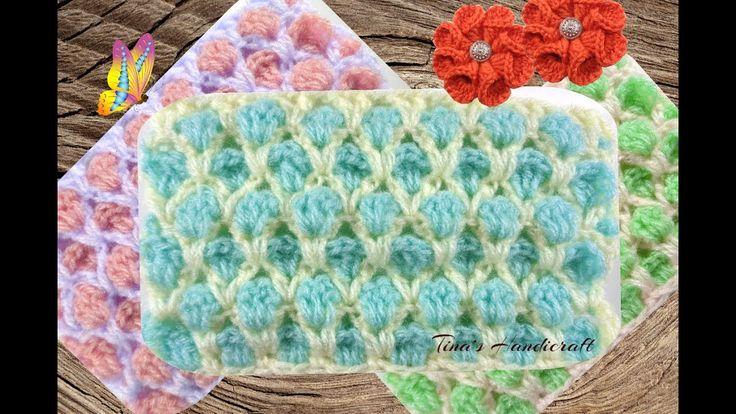 maroccan crochet stitch No37