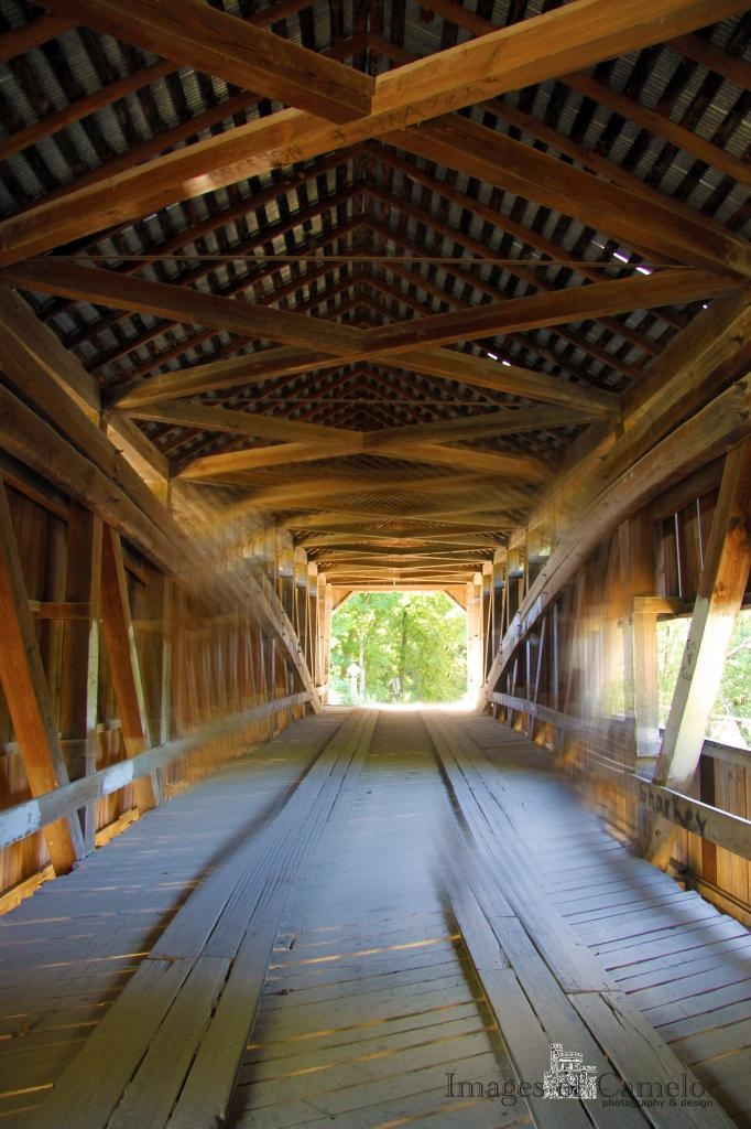 Parke County IN Covered Bridge