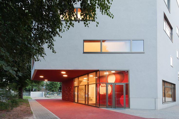 Maria-Montessori-Grundschule in Berlin, Kersten + Kopp Architekten, Foto: Werner…