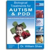 """""""Biological Treatments for Autism and PDD"""" by William Shaw, Ph.D. This book is an authoritative, comprehensive, and easy-to-read resource guide to a wide range of therapies that have been useful in the treatment of autism including antifungal and antibacterial therapies, gluten and casein restriction, homeopathy, vitamin therapy, gamma globulin treatment, transfer factor therapies, treatment of food allergies, secretin, and alternatives to antibiotic therapy."""