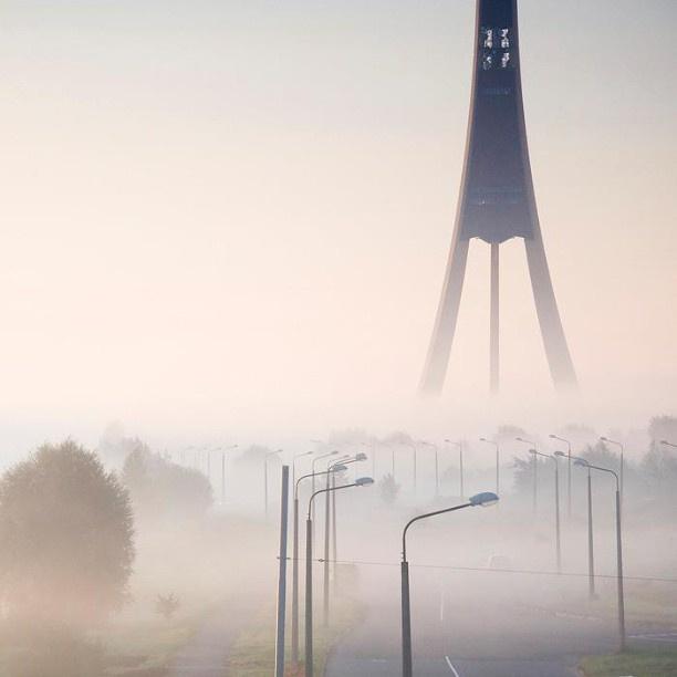 Riga in mistery.