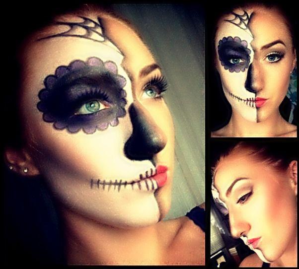 22 best images about Halloween 2015 on Pinterest Behance, Sugar - cool halloween ideas
