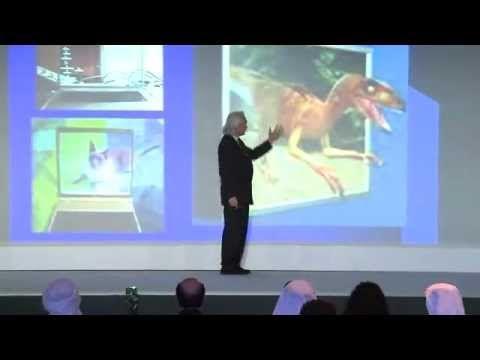 Michio Kaku: What does the future look like? - SSHF