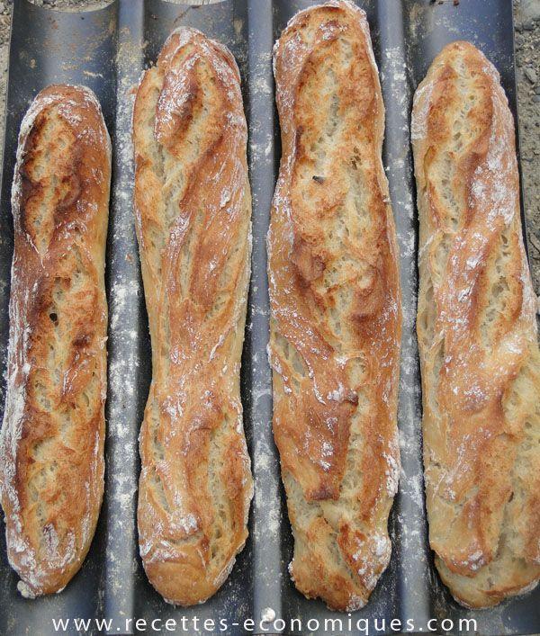 Nouvelle vidéo : comment faire des baguettes comme chez le boulanger avec le thermomix. une super recette à tester, le résultat est super! LA RECETTE EST ICI