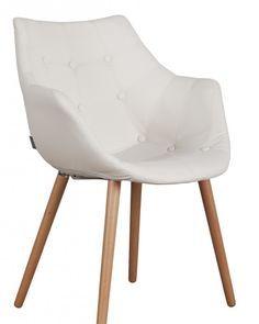25 beste idee n over witte stoelen op pinterest for Witte moderne stoelen