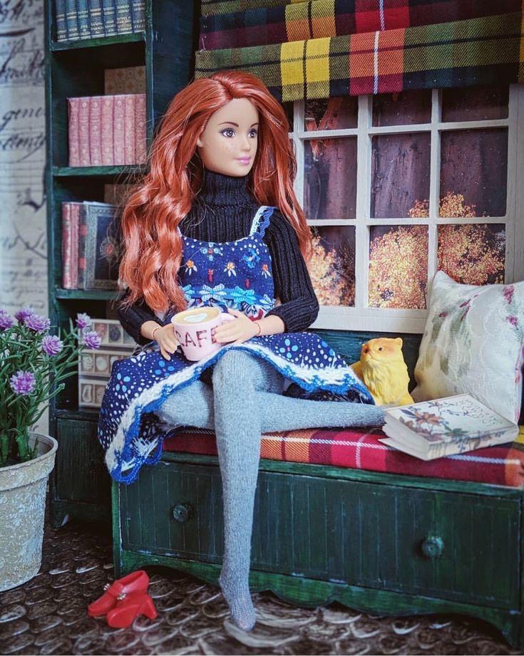 девчачий картинки с куклами прицел
