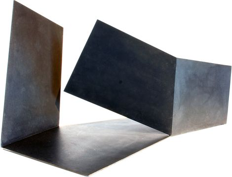 Jorge Oteiza, Oposición de dos diedros 1 on ArtStack #jorge-oteiza #art