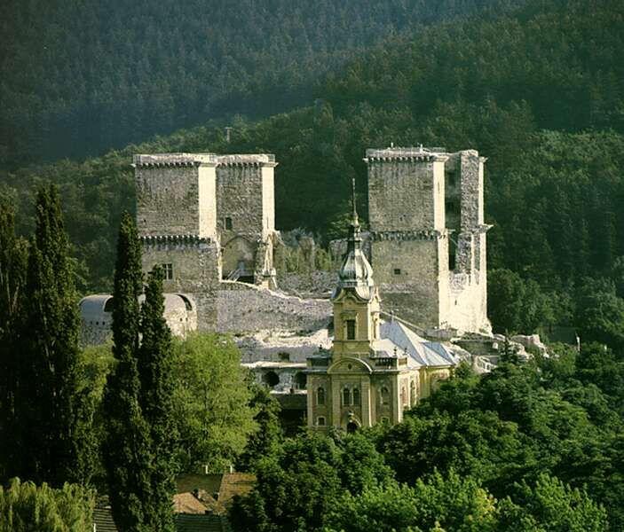 Diósgyõr - fortress 1