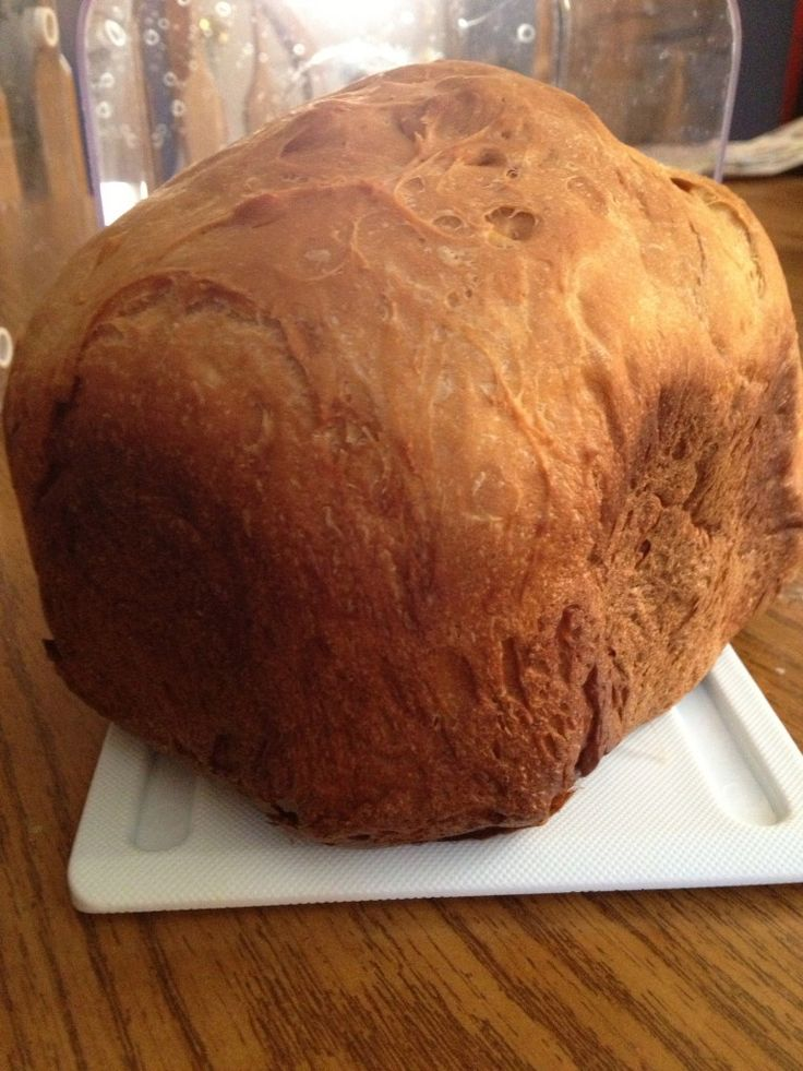 sunbeam bread machine recipes white bread