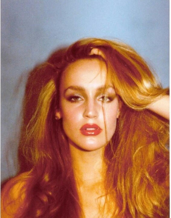 Young Jerry Hall...that hair! | People | Pinterest | Jerry ...