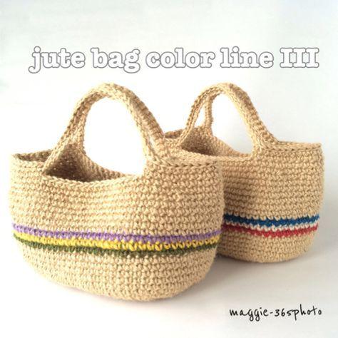 麻で編んだバッグです。秋に向け新色カラーで作りました^ ^オリエンタル(緑&黄&紫)、トリコロール(赤&白&青)ご希望の色をお選びいただきメッセージ下さいね。ころんと丸みを帯びたフォルムは、ベーシックでありながらも個性を。他にあまりない使い勝手の良い楕円...