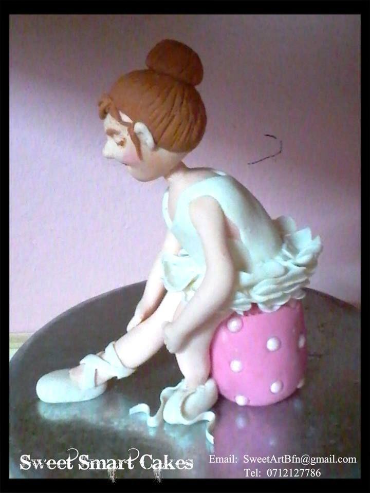 Fondant Ballerina (Bloemfontein, ZA)