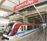 Pregopontocom Tudo: No trecho,tramo 03,da linha 1 do Metrô de Salvador será licitado nos próximos dias...