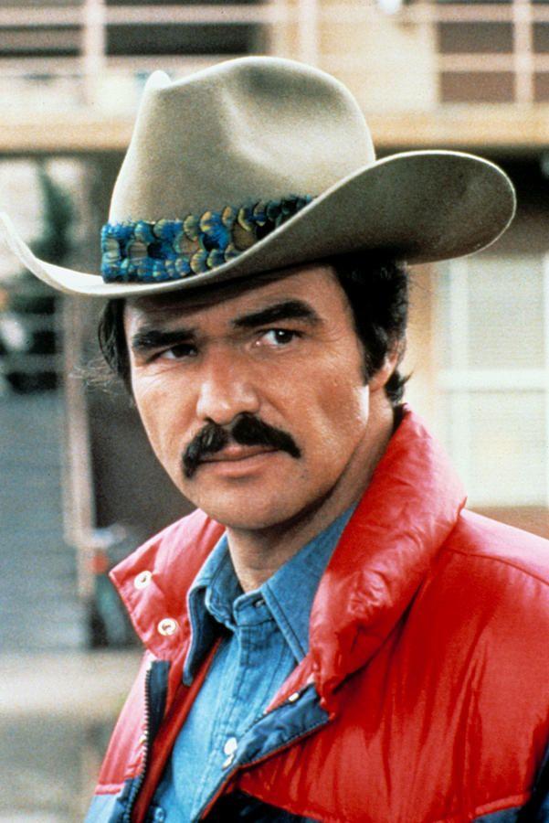 "Burt Reynolds as Bo ""Bandit"" Darville- Smokey and the Bandit"