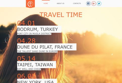 Fast Corporate Site Travel Cebu Website Developer Philippines Web Services Internet Technology Company L Website Development Internet Technology Development