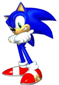 #Sonic Hedge from the official artwork set for #SonicHeroes on PS2, Gamecube, XBOX and PC. #SonictheHedgehog. #Sonic. http://sonicscene.net/sonic-heroes