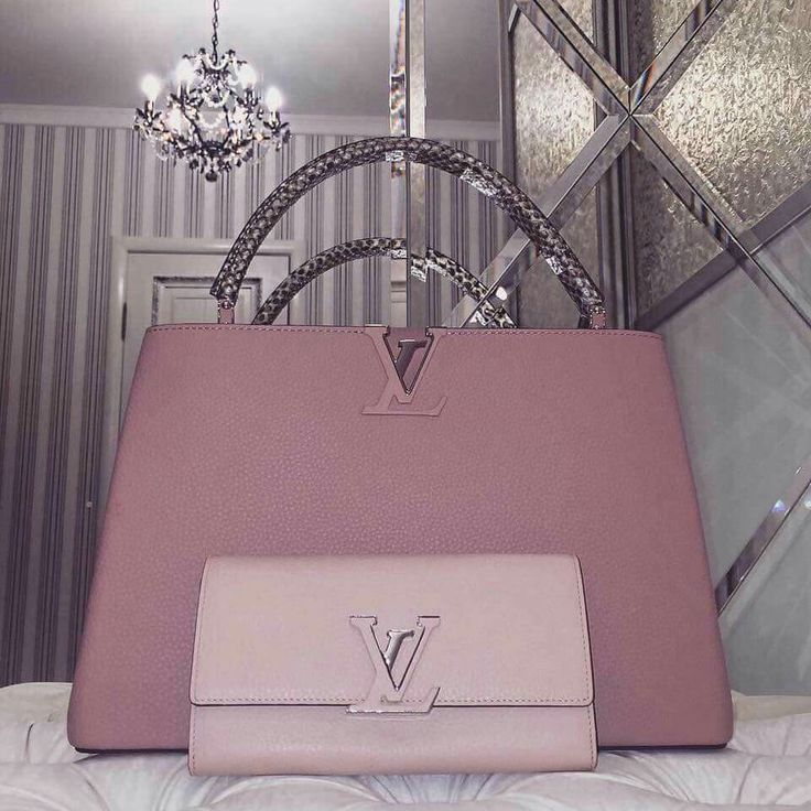 Pink bags 😍😍