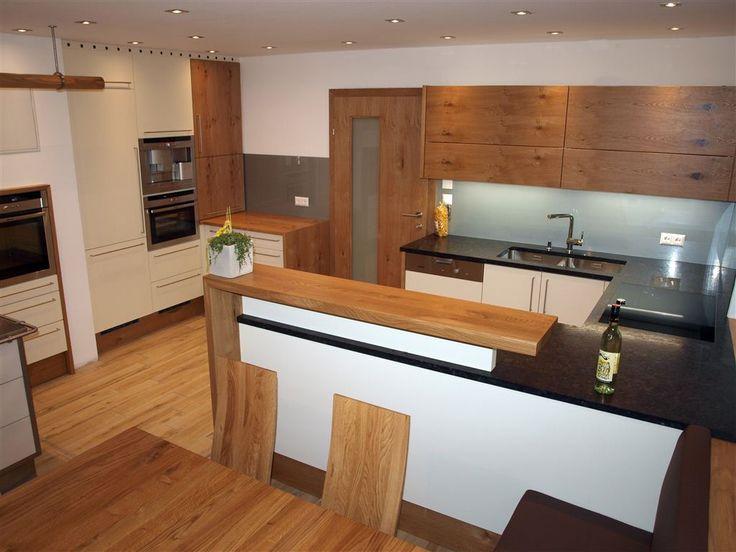 Attraktive wohnideen wie man eine küchenrückwand einbauen kann küchenrückwand pinterest wand and kitchens