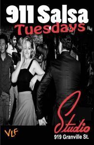 Salsa Tuesday Vancouver