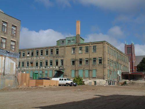 John Forsyth factory Kitchener