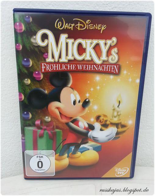 .Russkajas Beauty.: Film - Disney Mickys Fröhliche Weihnachten
