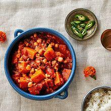 Tupperware - Sweet Potato Chana Masala
