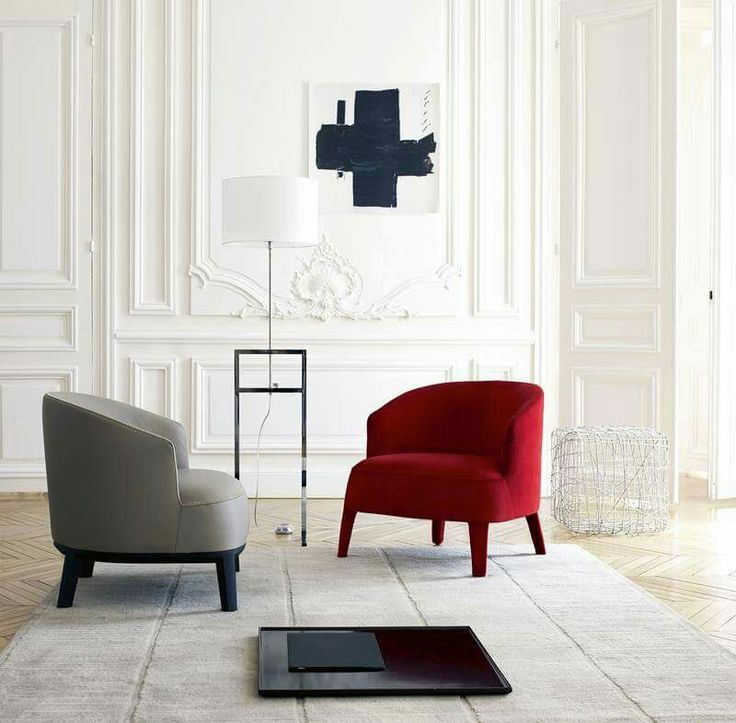 FOCUS_ON: Apta collection The pieces of furniture play the protagonist role in the collection, accompanied by refined fabrics and textures. > View collection: http://bit.ly/apta_collection #maxalto #40years #happybday