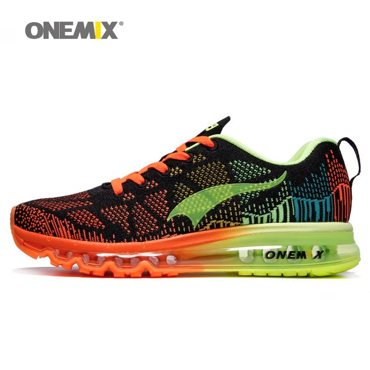 Onemix men's sport running shoes music rhythm men's sneakers breathable mesh outdoor athletic shoe light male shoe size EU 39-46 *** Find similar products by clicking the VISIT button