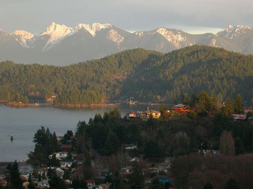 Gibsons, BC, Canada. Must go back one day. Such a beautiful little town.